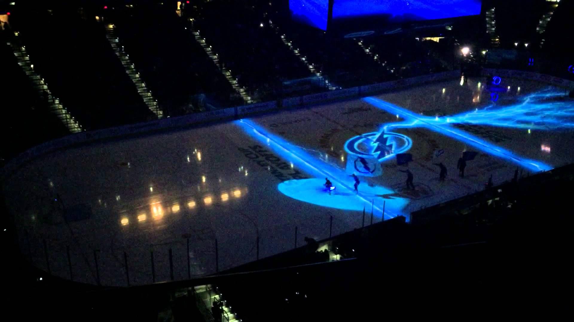 Video 2015 T&a Bay Lightning Pregame Wow Hockey Squawk & Lighting Hockey - Democraciaejustica